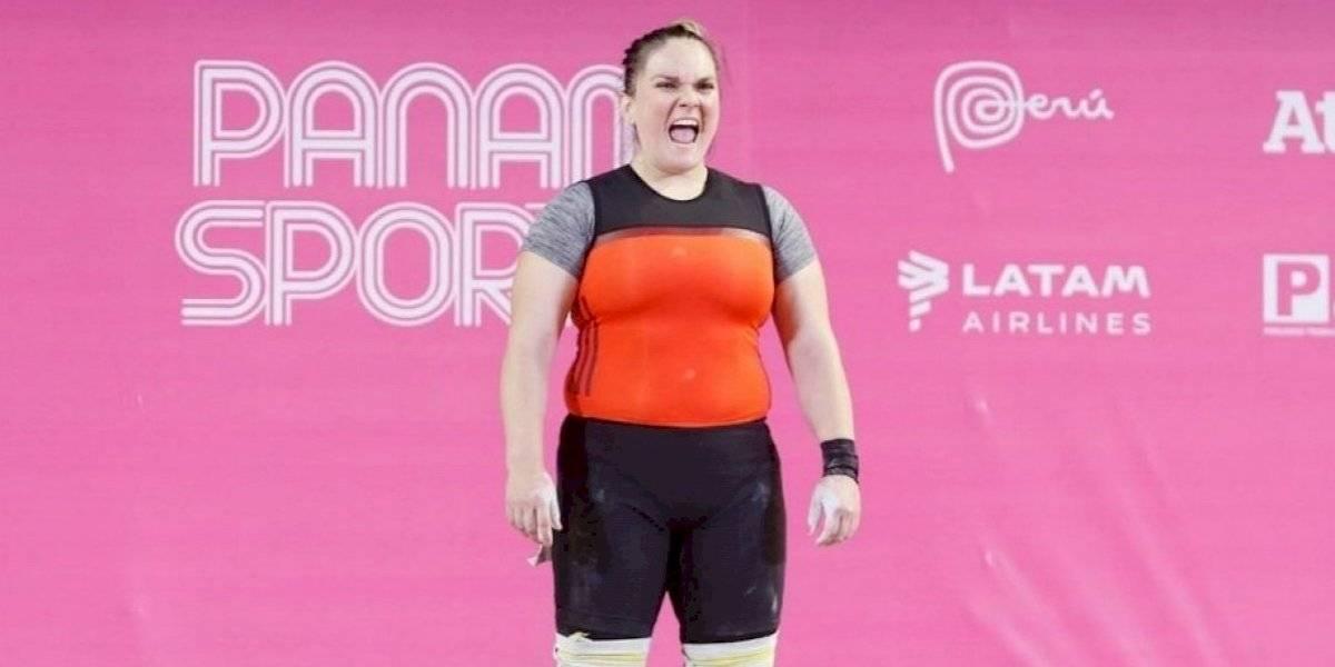 La tercera fue la vencida para María Fernanda Valdés en los Juegos Panamericanos