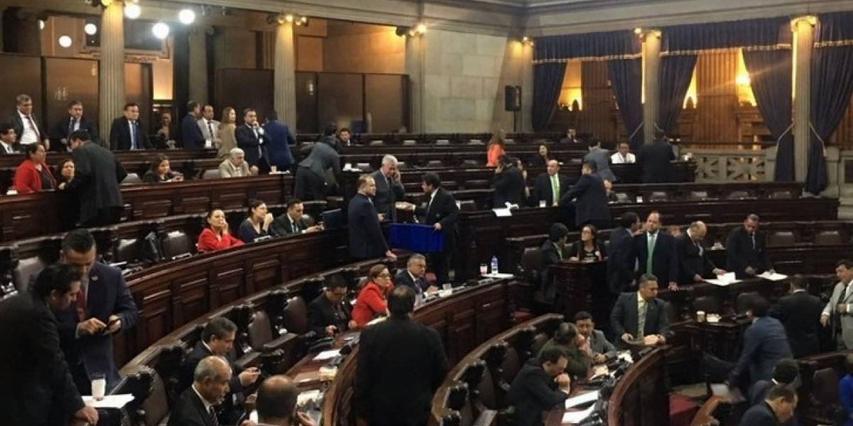 Congreso gastará Q40 mil por sesiones en un hotel
