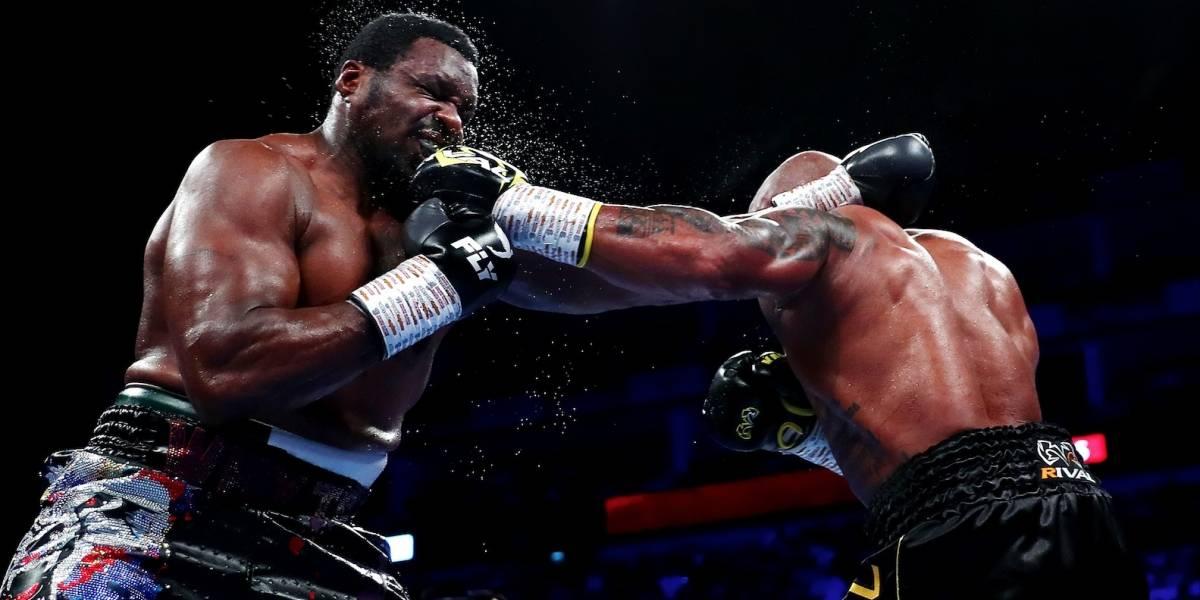 ¡Atención! Dillian Whyte es suspendido por dopaje en la pelea contra el colombiano, Óscar Rivas