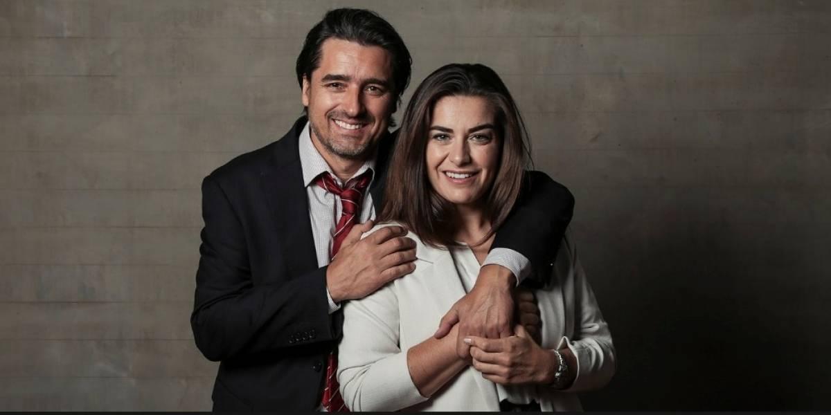 Ingrid Cruz y Jorge Zabaleta encabezan beneficio para maquilladora