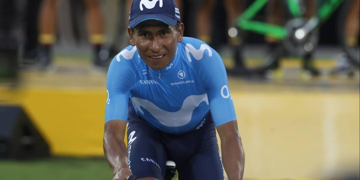 ¿Nairo ya no es el mejor ciclista colombiano? Así lo reveló la Unión Ciclista Internacional