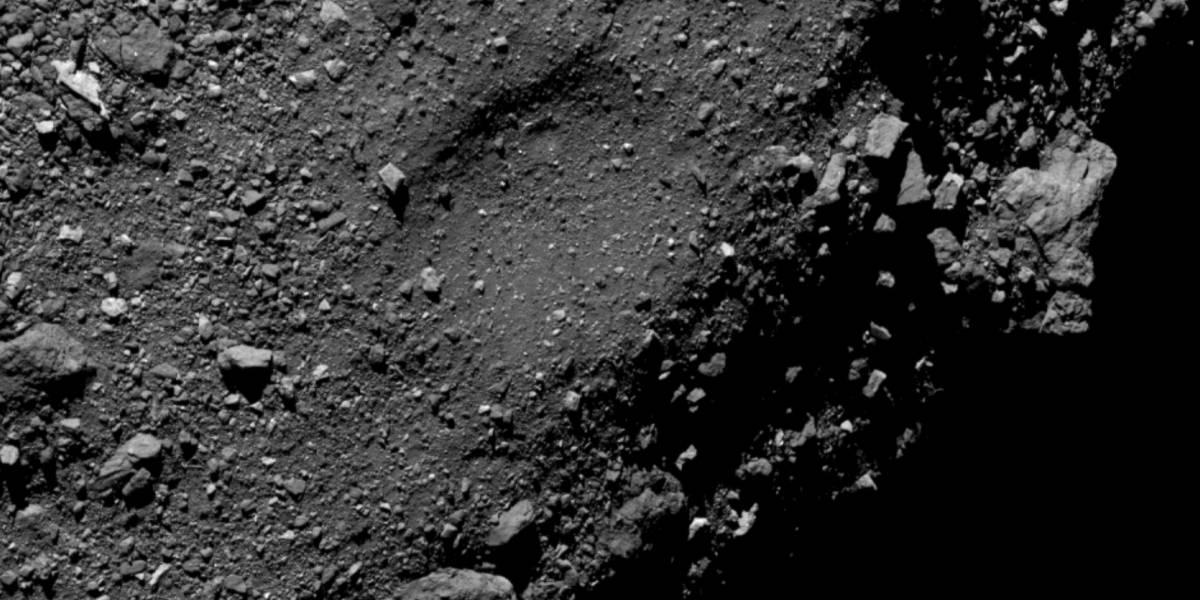 Sonda espacial OSIRIS-REx da NASA divulga imagem 'curiosa' do asteroide Bennu