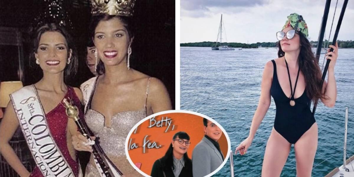 ¿Qué es de la vida de Andrea Noceti, la reina que fue coronada en medio de 'Betty, la Fea?