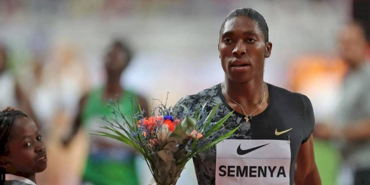 Tras polémica, la justicia dejó a la atleta Caster Semenya sin Mundial