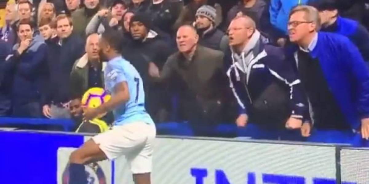 Aficionado del Chelsea es vetado de por vida por insultos racistas