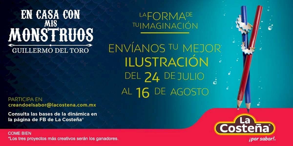 México: La Costeña premiará la creatividad en concurso artístico