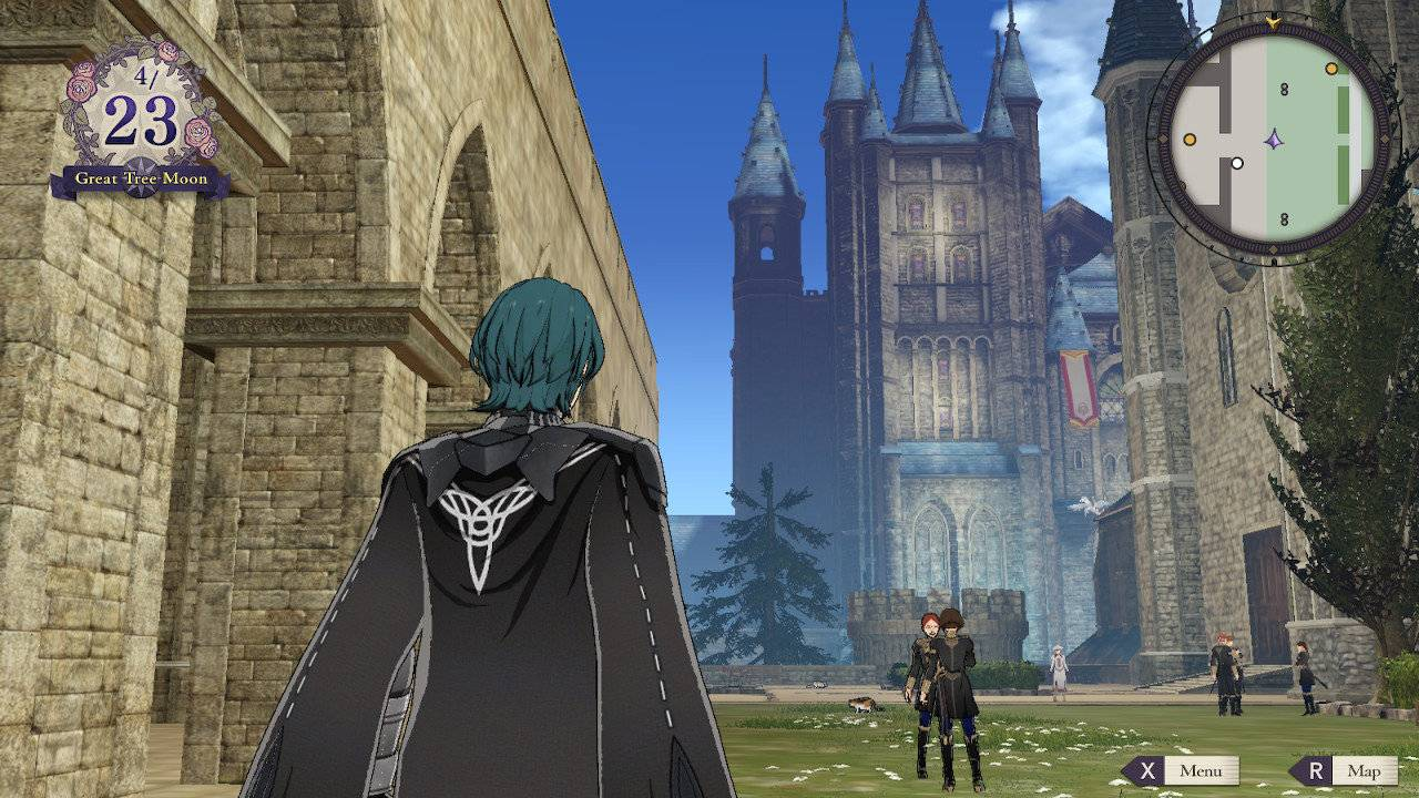 Fire Emblem: Three Houses FW Labs