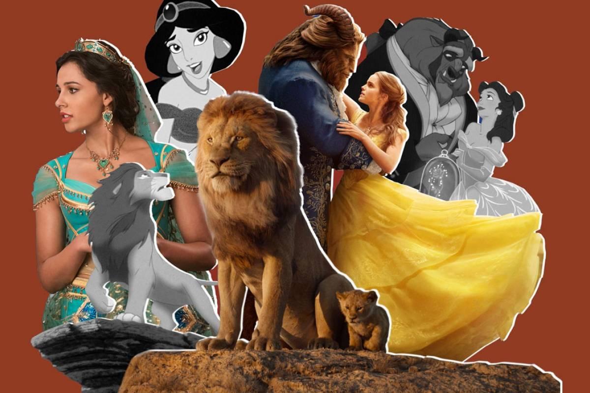 Nadan en dinero: Disney ha hecho $7 mil millones de dólares con sus remakes
