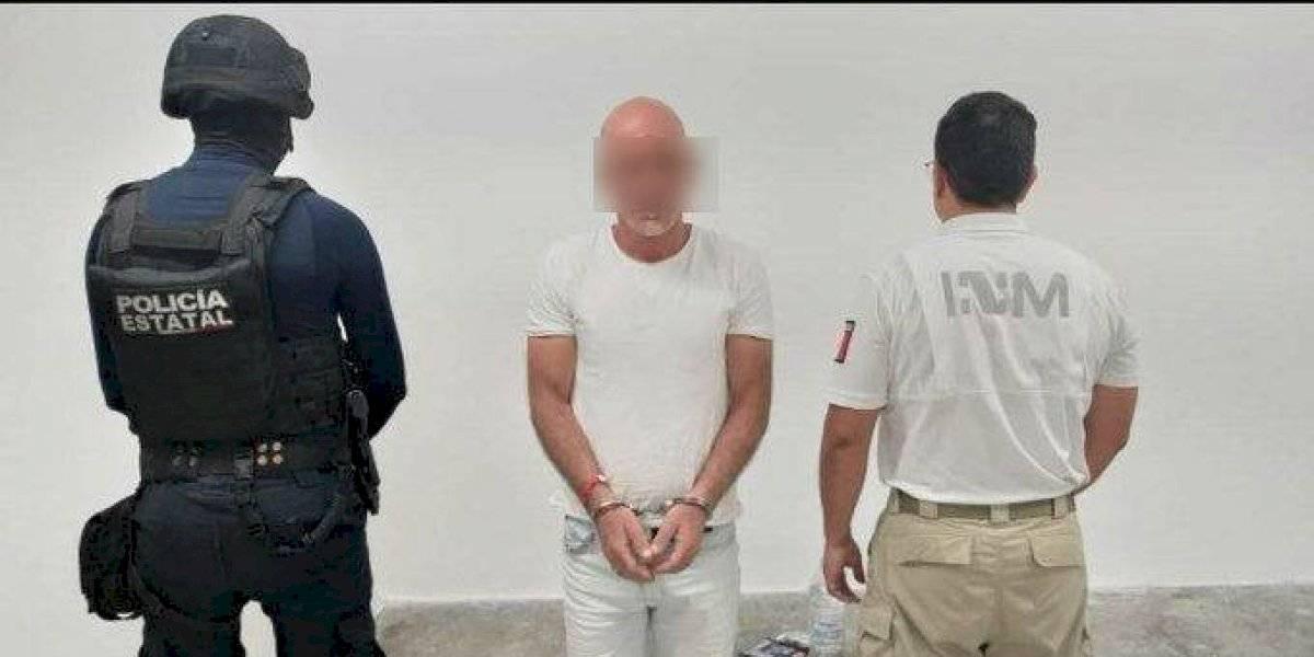 Entregan a policía de Israel a hombre detenido en México