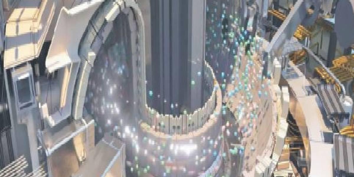 El proyecto internacional que busca capturar la energía de las estrellas