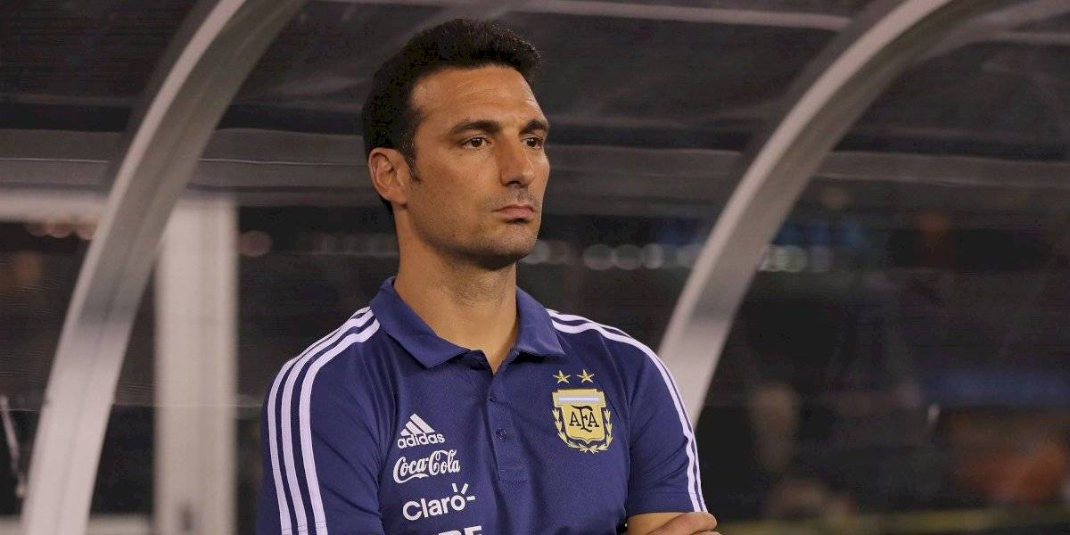 OFICIAL: Scaloni será DT de Argentina hasta Mundial de Qatar 2022