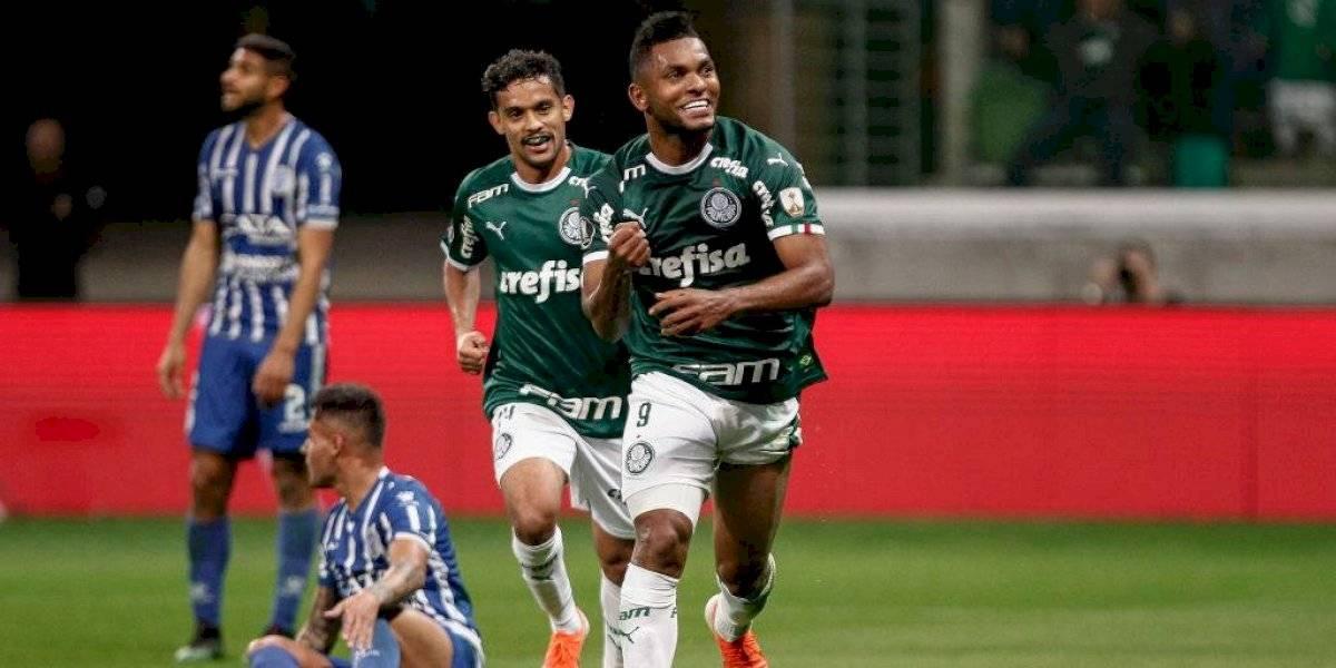 Palmeiras y Liga de Quito avanzan a cuartos de final de la Copa Libertadores y se acercan a Santiago