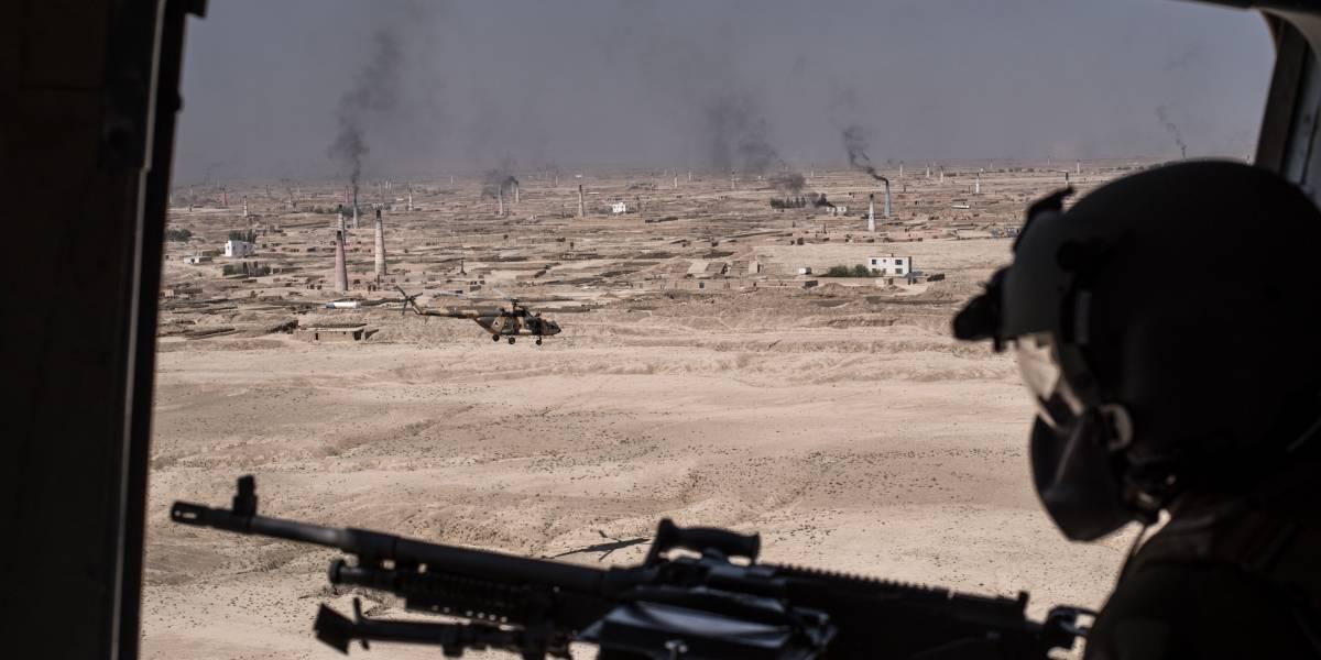 Se han duplicado los muertos civiles en bombardeos en Afganistán: ONU