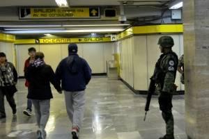 Guardia Nacional Metro