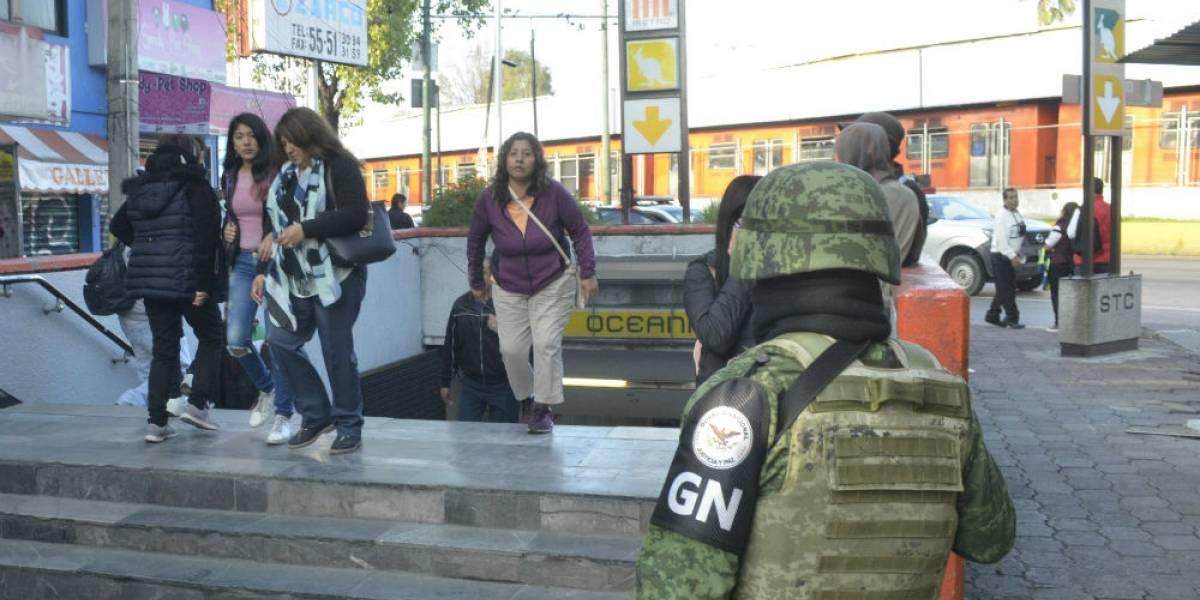 A pesar de la Guardia Nacional, incidencia delictiva se mantiene en la CDMX