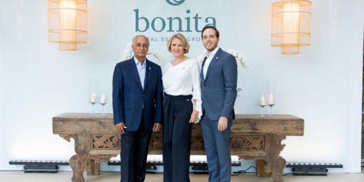 #TeVimosEn: Presentan nueva marca inmobiliaria 'Bonita Real Estate Group'