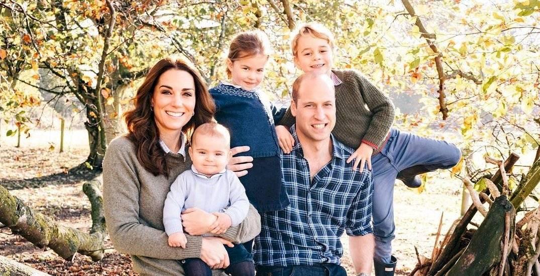 Kate Middleton y el príncipe William alarmados por fallo de seguridad que expuso a sus hijos Charlotte y George