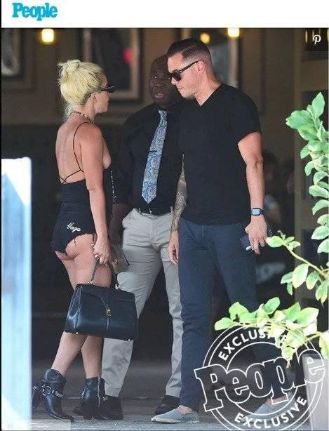 Lady Gaga y su nuevo novio