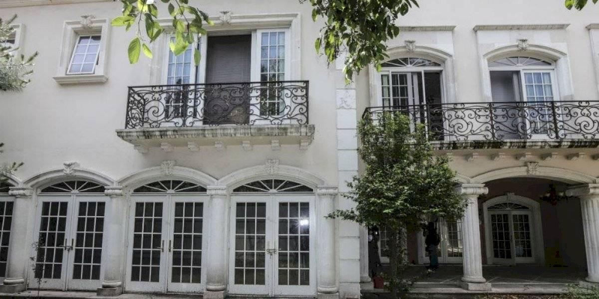 Anuncia SAE nueva subasta en Los Pinos; incluye casa de Zhenli Ye Gon
