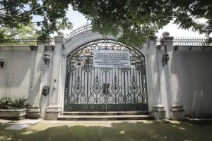 Mansión de Zhenli Ye Gon en Lomas de Chapultepec