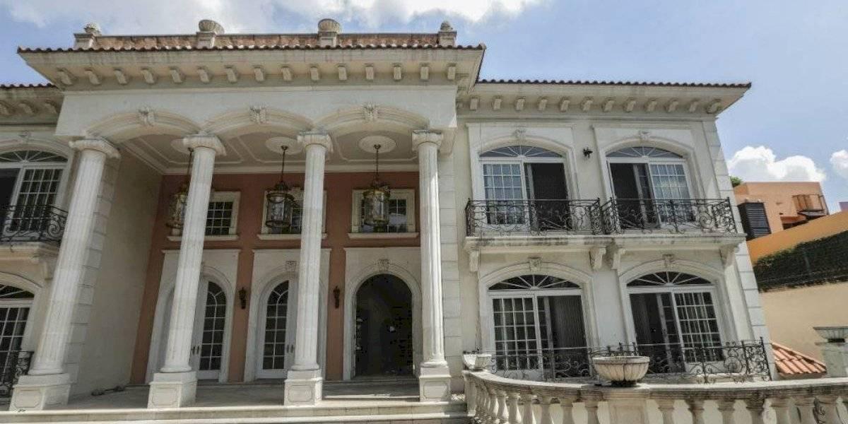 ¿Cómo es la mansión de Zhenli Ye Gon en Lomas de Chapultepec?