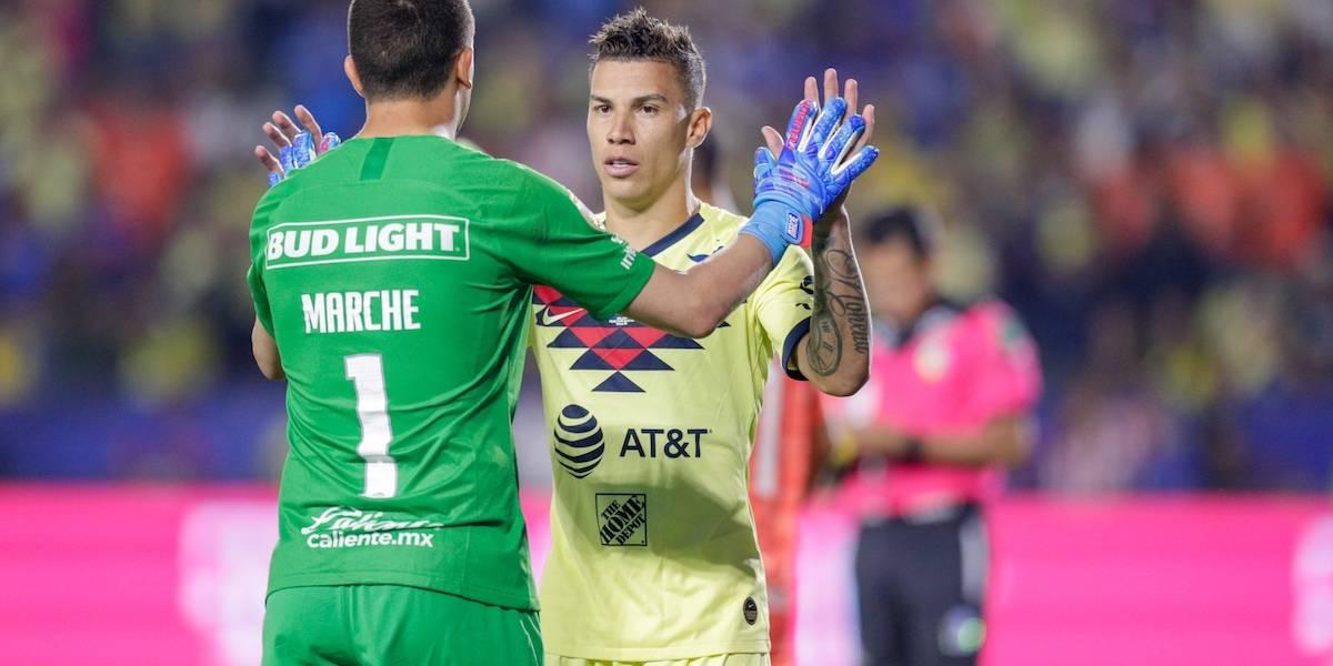 En Portugal dan por un hecho la llegada de Agustín Marchesín y Mateus Uribe al Porto