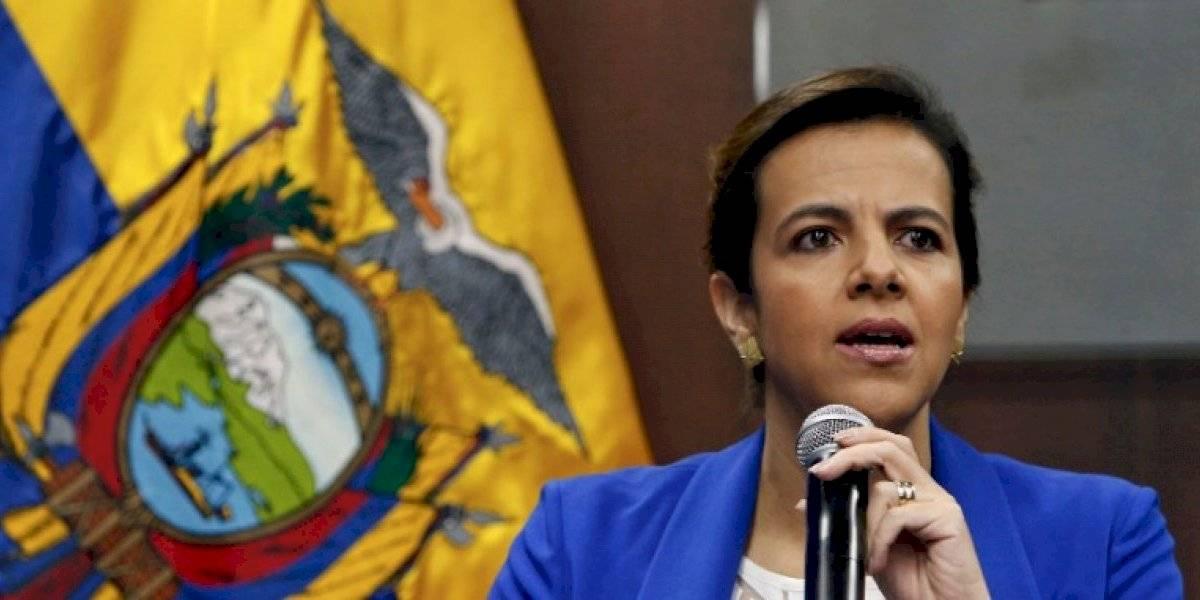 María Paula Romo entregará hoy proyecto de medidas económicas a la Asamblea