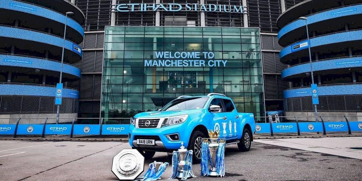 Nissan extiende su vínculo con los dueños del Manchester City