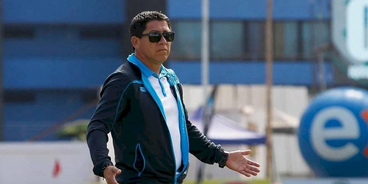 El Pillo Vera vuelve por tercera vez a ser el entrenador de Deportes Iquique