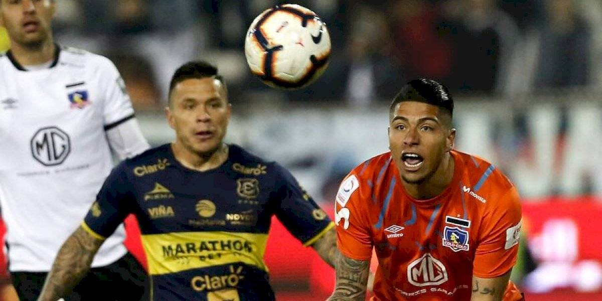 """Cortés lamentó la salida de Orión de Colo Colo: """"A todos nos tomó por sorpresa y es doloroso que un jugador se vaya"""""""