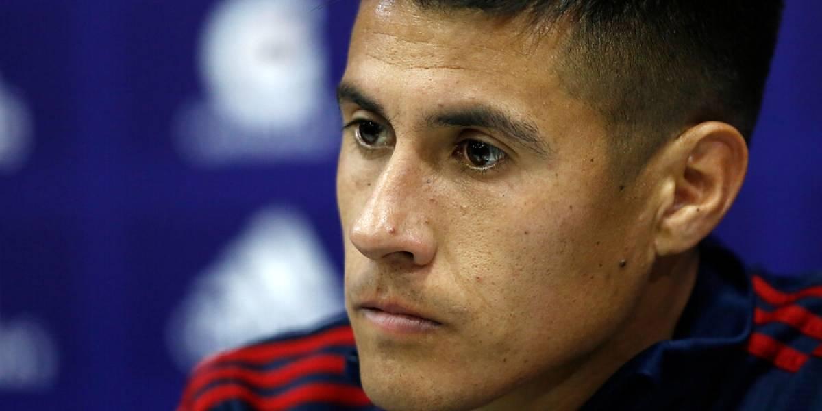 """Caroca resalta la figura de Johnny Herrera en la U: """"No hay que ser ciego, es el jugador más importante de la institución"""""""