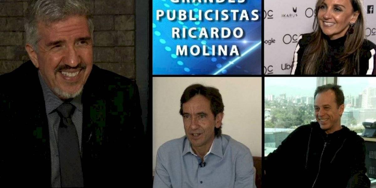 Grandes Publicistas, Ricardo Molina