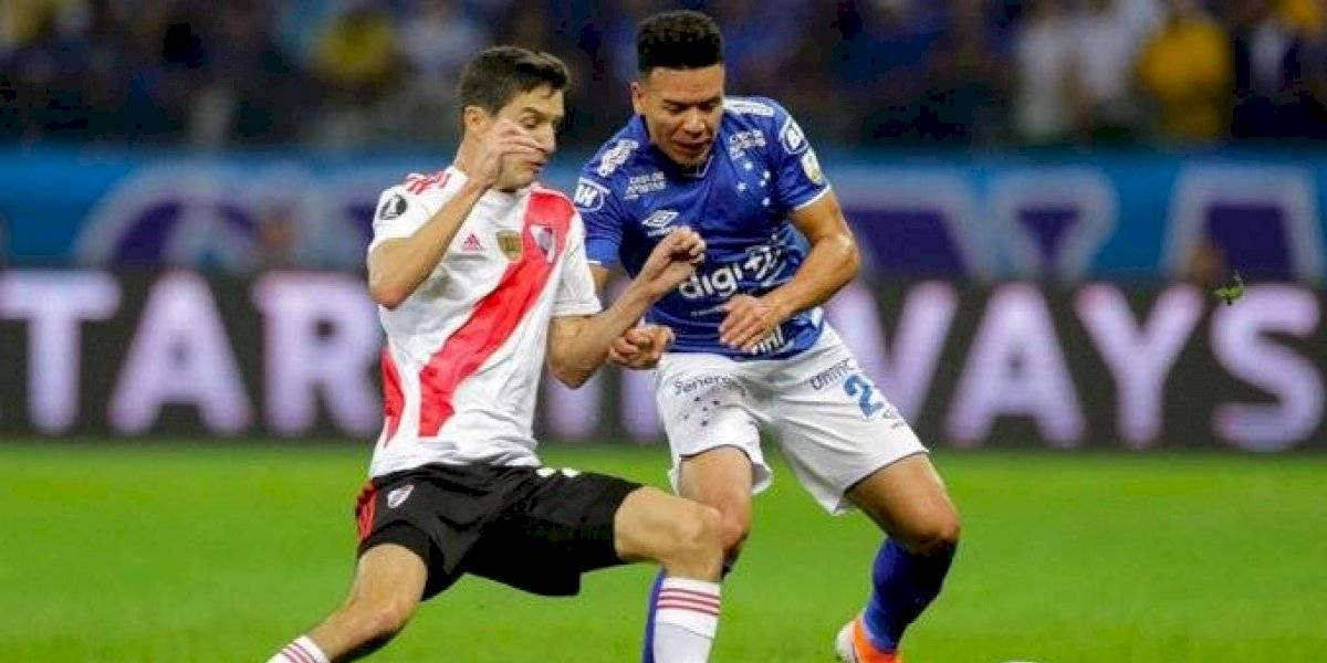 River Plate dio otra muestra de jerarquía en la Libertadores al eliminar por penales a Cruzeiro