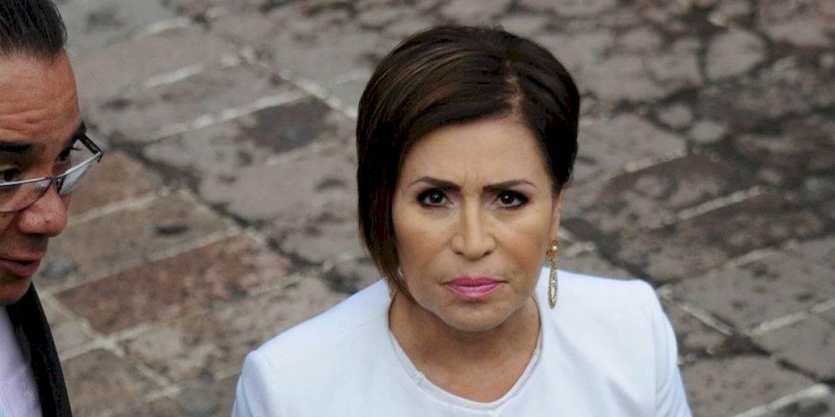 Rosario Robles promueve amparo contra posible orden de aprehensión