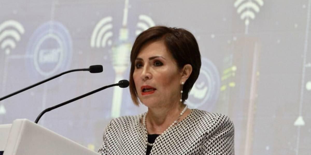 Detienen a Rosario Robles, exministra del gobierno de Peña Nieto