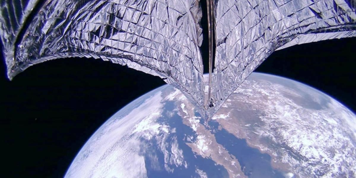 México aparece en una foto tomada desde el espacio por la Sociedad Planetaria