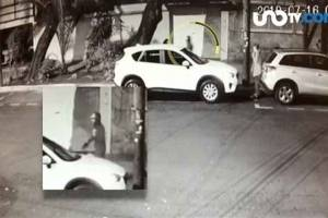 Víctimas de asaltos en Polanco, indentifican a los ladrones
