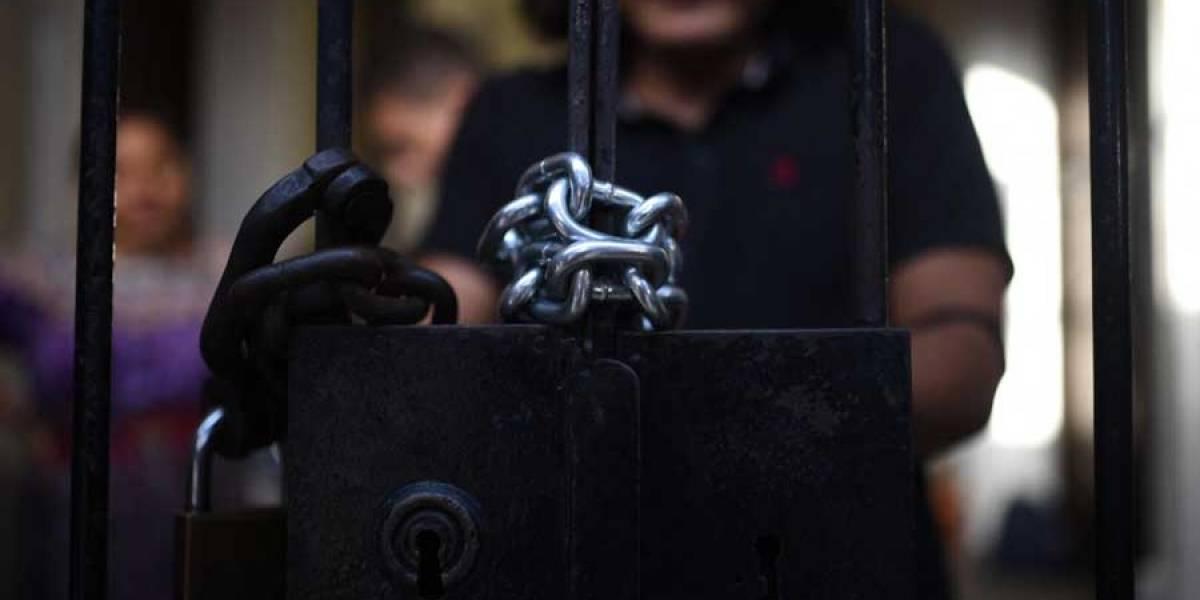 Congreso suspende sesiones del martes por toma del MUSAC