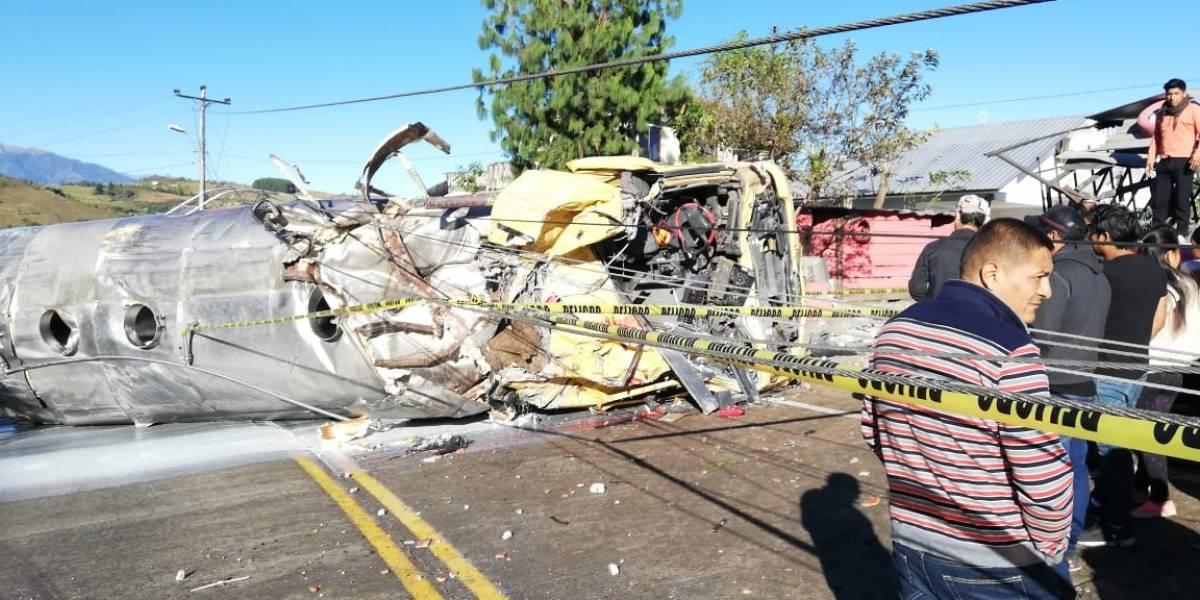 Un fallecido tras accidente de tránsito en Chilchil, Cañar