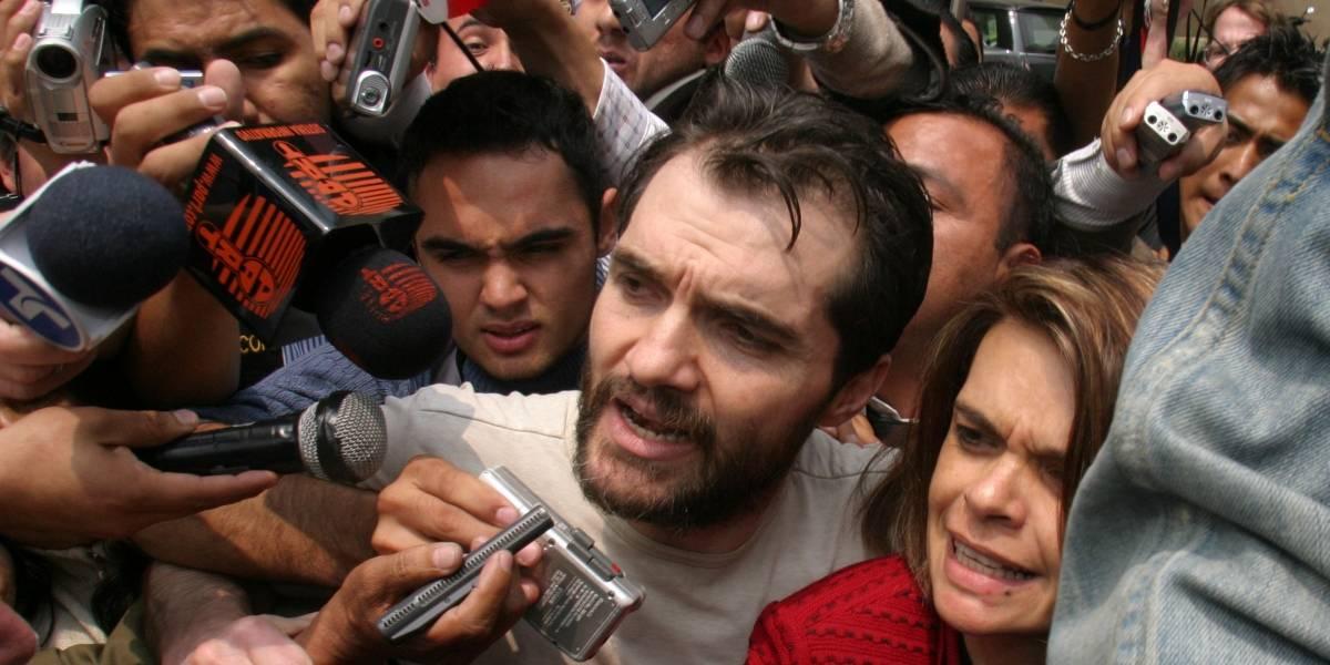 FGR con elementos contra Carlos Ahumada por extorsión a Rosario Robles