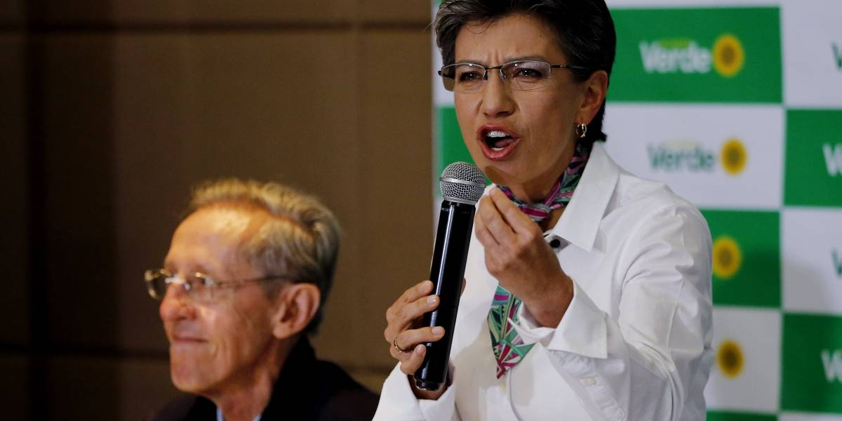 Estas son las propuestas de Claudia López para la Alcaldía de Bogotá 2019