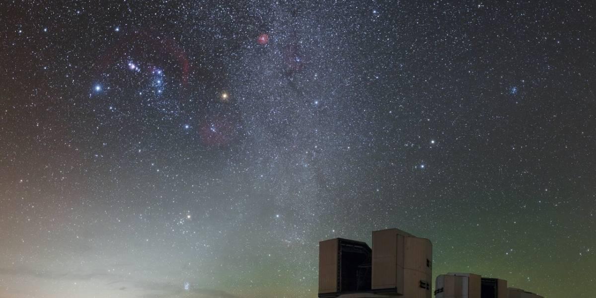 Telescopios made in Chile: Iniciativa busca que los hallazgos de planetas en nacimiento se hagan con espejos chilenos