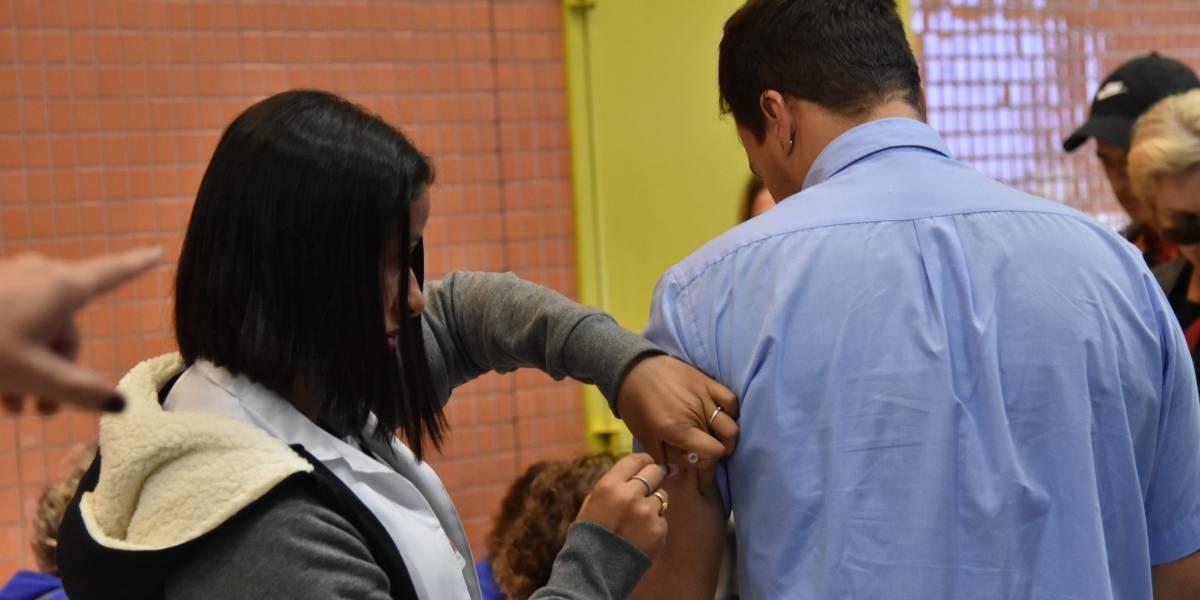 São Paulo confirma 92 casos de sarampo por dia