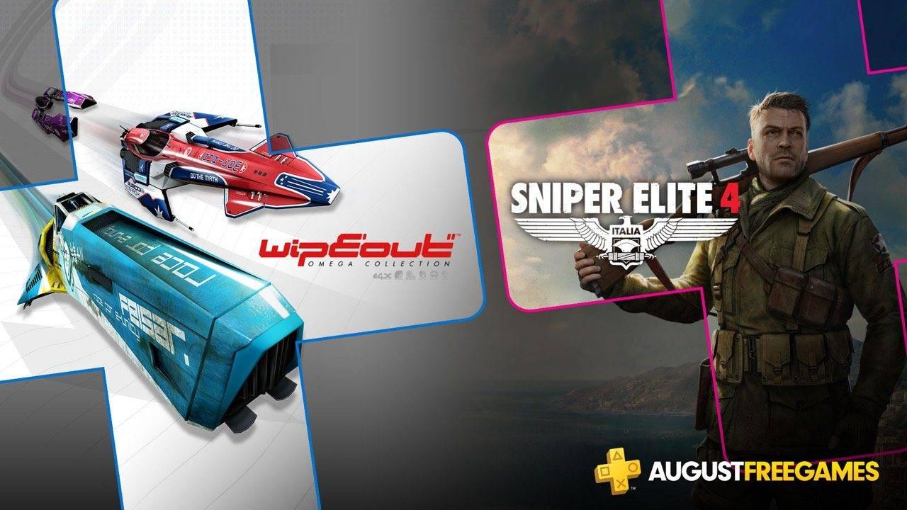 """Estos son los juegos """"gratuitos"""" de PlayStation Plus para agosto"""