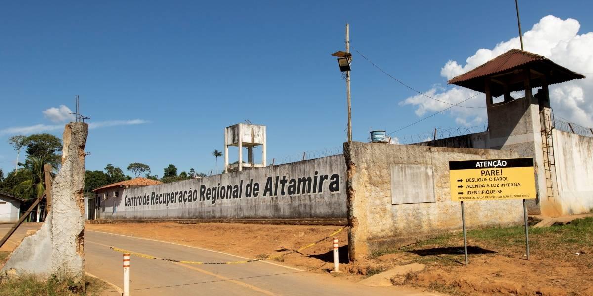 """Video pondría en evidencia como """"jugaron fútbol"""" con la cabeza de los presos decapitados en cárcel de Brasil"""