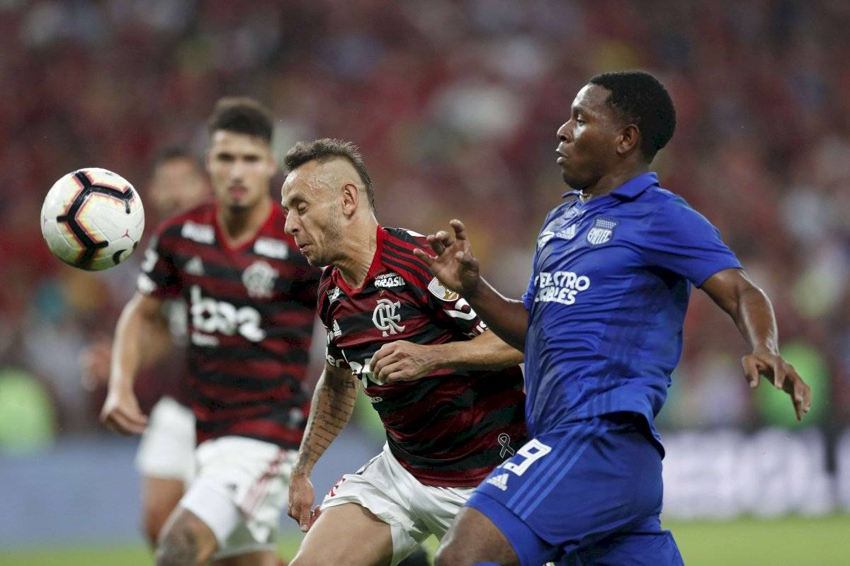 Flamengo vs Emelec: EFE