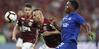 Flamengo vs Emelec: