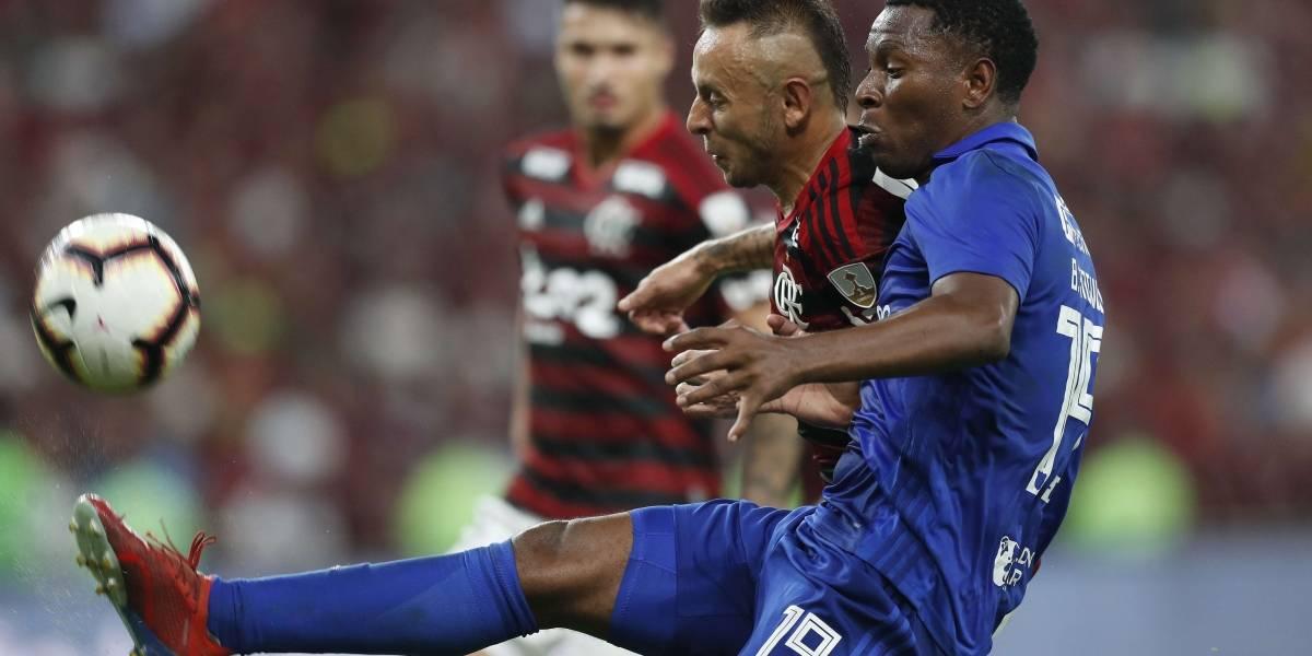 Flamengo vs Emelec: El 'Bombillo' eliminado de la Copa Libertadores