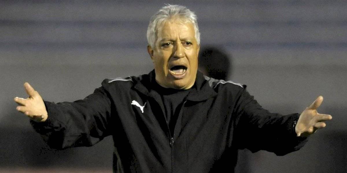 Américo Gallego será nuevo técnico de la selección de Panamá