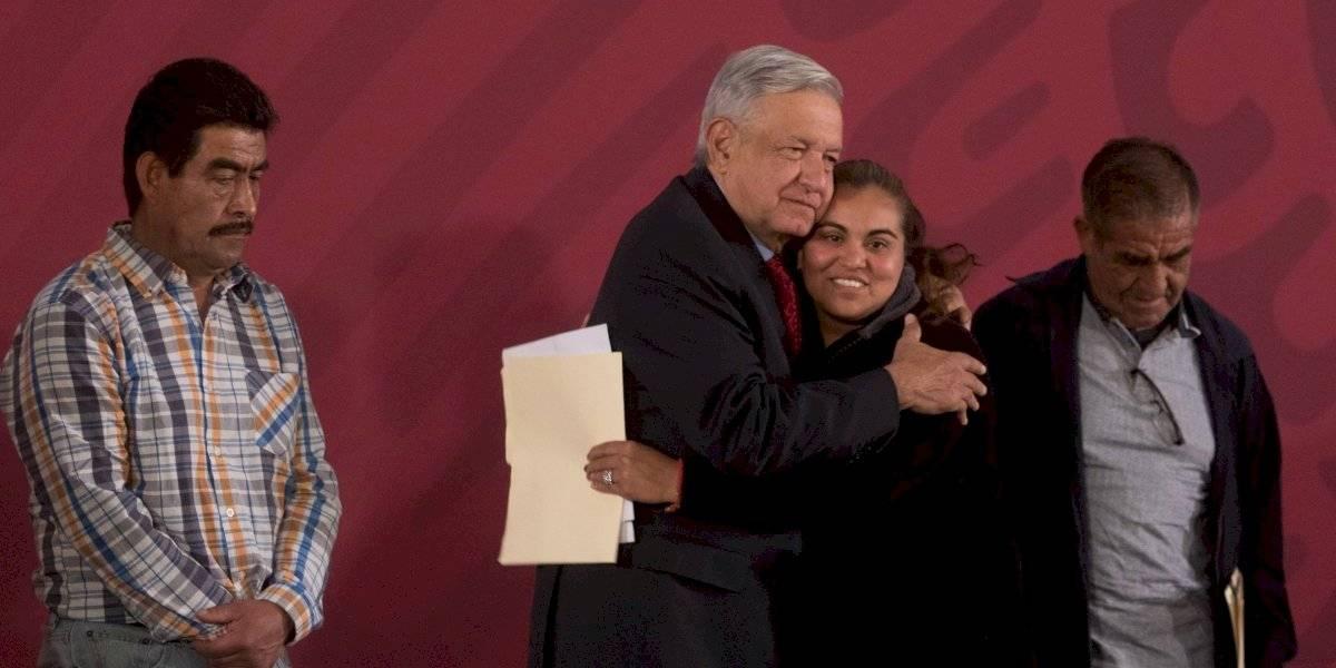 López Obrador analiza iniciativa preferente para Ley de Amnistía